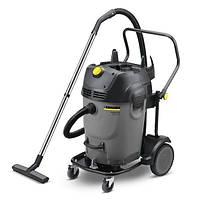 Пылесос для сухой и влажной уборки NT (Автоматическая система очистки фильтра Tact) NT 65/2 Tact² Tc