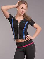 Спортивная кофта для фитнеса (размер 38)