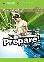 Prepare Student's Book. Level 7. B2. Cambridge English