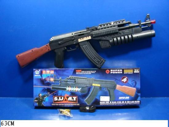 Автомат музыкальный AK47-A1