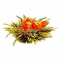 Связанный зеленый чай Цветущая лилия Чайна краина 50г