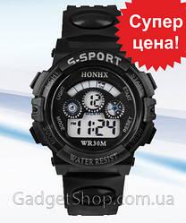 Спортивные часы S SPORT, HONHX, наручные, водонепроницаемые