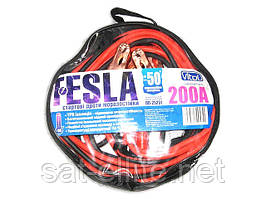 Провода прикуривателя 200 А (-50°С) (компл.)