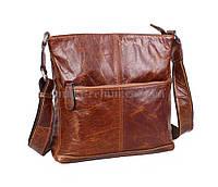 Качественная сумка из гладкой натуральной кожи