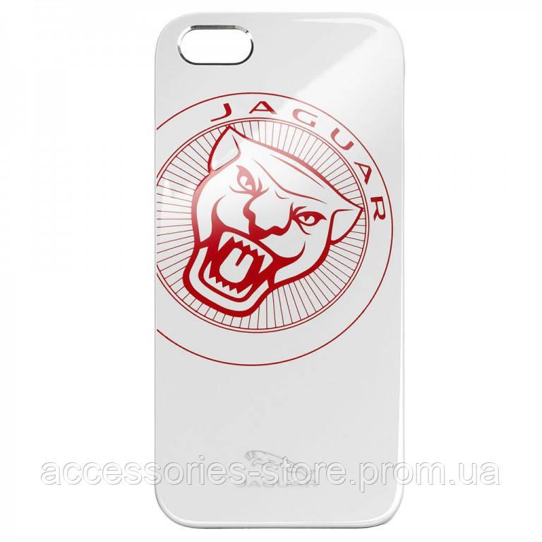 Пластиковая крышка для iPhone 6 Jaguar Plastic Case, White