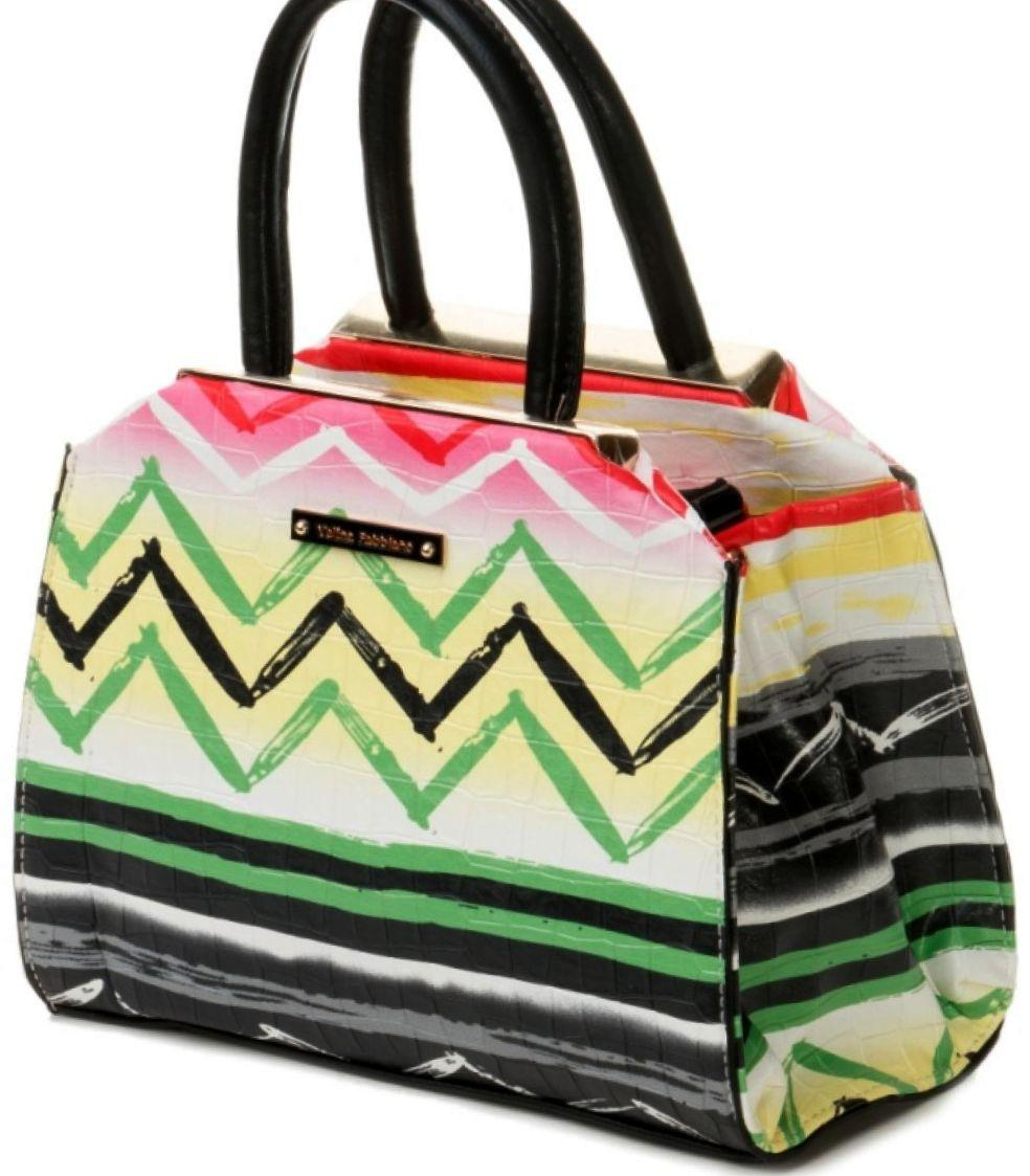 bf93b6398a96 Женская цветная сумка из коллекции Velina Fabbiano: продажа, цена в ...