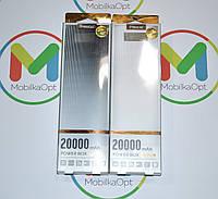 """Внешний аккумулятор Power bank """"Remax"""" Proda 6J 20000mAh"""