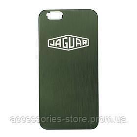 Пластиковая крышка Jaguar Heritage iPhone 6 Case - Green