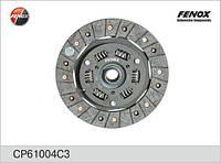 Диск сцепления ВАЗ 2108-2115 карб. (Fenox CP61 004 C3)