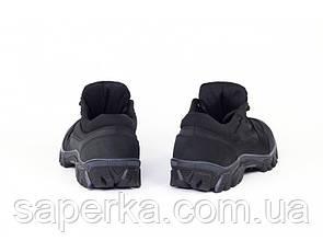 Тактические мужские кроссовки на мембране. Модель 5 черный , фото 3