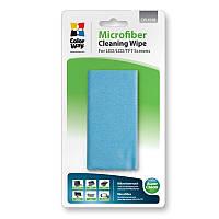 Чистящая салфетка ColorWay (CW-6108) микрофибра