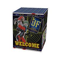 Салютная установка 25-зар. Welcome JFC30-25/2(4/1)