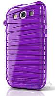 Чехол Musubo Mummy Samsung i9300 Galaxy S3 Purple