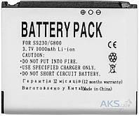 Аккумулятор Samsung S5230 Star / AB603443C / DV00DV6101 (1000 mAh) PowerPlant