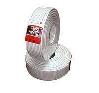 Коаксиальный кабель RG6U 48W Cu 1,02 мм Экранирование 48% 75 Ом 100 м
