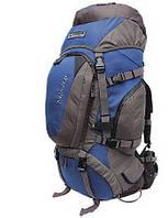 Рюкзак TERRA Discover 55 туристичний синій/сірий TIR009