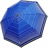 Яркий женский механический зонт DOPPLER 722162SO 11-1, голубой