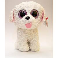 """Мягкая игрушка Beanie Boo's - Щенок """"Pippie"""" 25см, TY"""