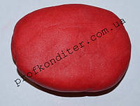 Мастика для лепки красная 0,100кг