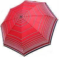 Современный женский механический зонт DOPPLER 722162SO 11-2, красный