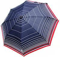 Женский механический зонт DOPPLER 722162SO 11-3, синий