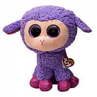 "Мягкая игрушка Beanie Boo's - Барашек ""Lavender"" 25см, TY"