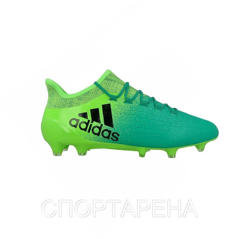 60d68520 Профессиональные футбольные бутсы adidas X 16.1 FG BB5839: продажа ...
