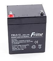 Аккумуляторная батарея Frime 12V 4.5AH (FB4.5-12) AGM