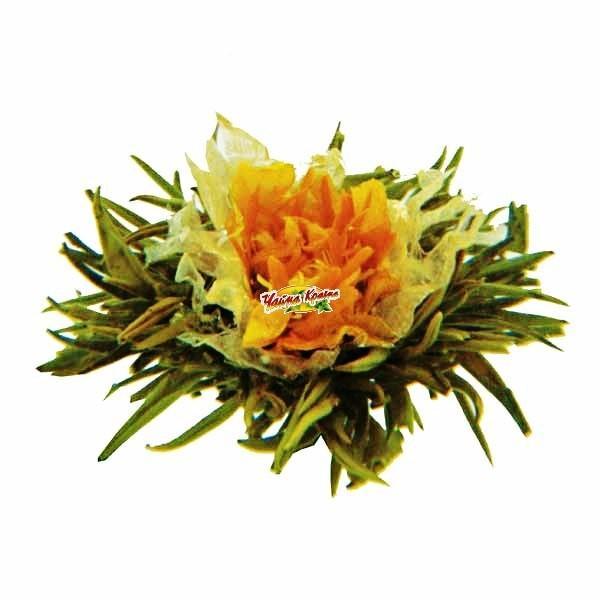 Связанный зеленый чай Премиум  Чайна краина 50г