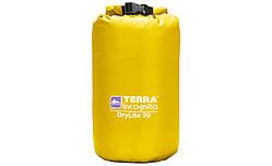 Гермомешок Terra Incognita DryLite 20 (желтый)