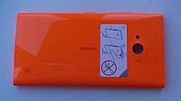 Задняя крышка Nokia Lumia 730 оранжевая, оригинал, 02507Z5