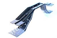 Поперечина подвески двигателя (траверса,ласточка) Газель передн. усил. (с ребр.) (пр-во ГАЗ)
