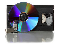 Оцифровка видеокассет (перенос с видекассеты на диск)