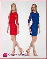 "Платье ""LACCE"" 2 цвета, фото 1"