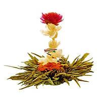 Связанный зеленый чай  Богиня милосердия Чайна краина 50г