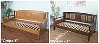 """Детская кровать из серии """"Орфей"""" (200*90) массив - ольха. Палитра 10 цветов."""