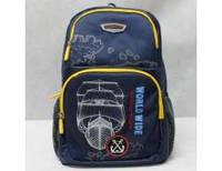 Рюкзак школьный ортопедичний Dr. Kong Z1217003, синий, М, 970276