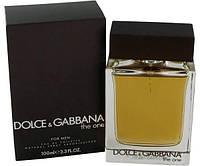 Туалетная вода для мужчин Dolce&Gabbana The One for Men , 100 мл