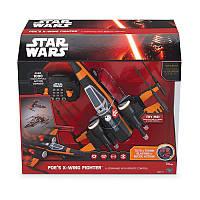 Звёздный истребитель на р/у Star Wars X-Wing 38 см, Thinkway Toys (13492)