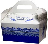 Свадебная коробочка для торта кс-18