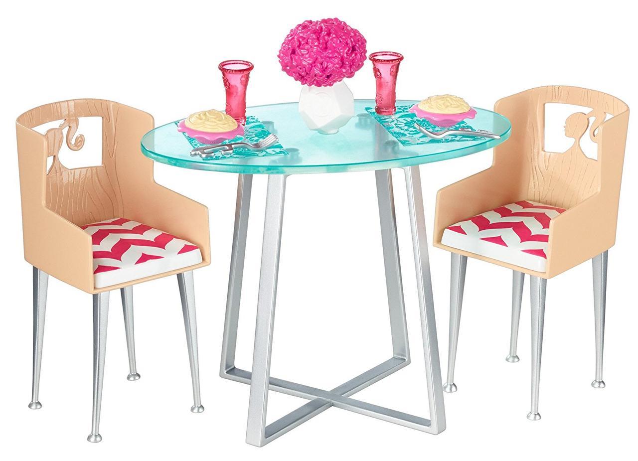 Набор мебели для Барби столовая Barbie Dinner Date Playset