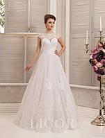 Свадебное платье 16-509