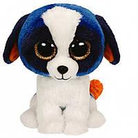 "Мягкая игрушка Beanie Boo's - Щенок ""Duke"" 25см, TY"