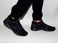 Мужские кроссовки Nike Free Run 3.0 синие