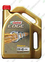 Моторное масло Castrol Edge  0w40 4л.
