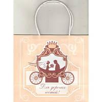 Пакет свадебный для торта пкф-12