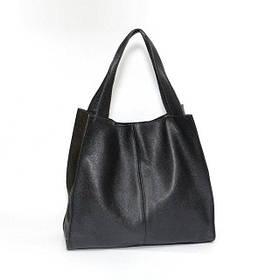 Кожаная сумка модель 12 флотар/ женская сумочка
