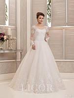 Свадебное платье 16-512