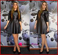 """Платье """"X-Zara"""" чёрный, фото 1"""