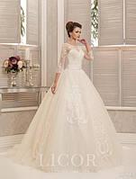 Свадебное платье 16-513
